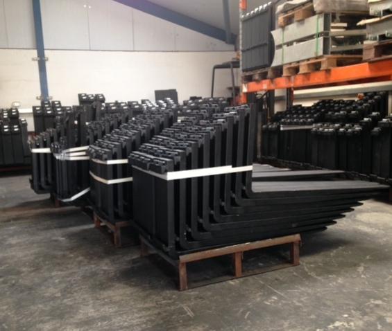 STANDARD FORKS | North Fork Ltd | Suppliers of Forklift Truck Forks